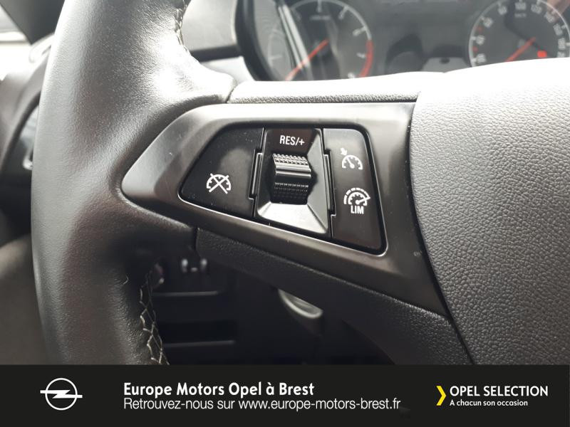 Photo 12 de l'offre de OPEL Corsa 1.0 ECOTEC Turbo 90ch Enjoy Start/Stop 5p à 10990€ chez Europe Motors - Opel Brest