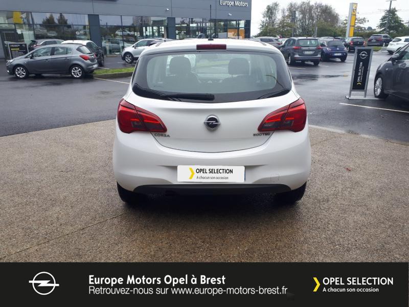 Photo 5 de l'offre de OPEL Corsa 1.0 ECOTEC Turbo 90ch Enjoy Start/Stop 5p à 10990€ chez Europe Motors - Opel Brest