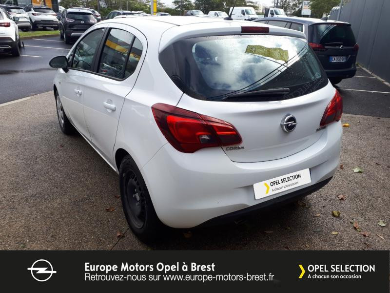 Photo 7 de l'offre de OPEL Corsa 1.0 ECOTEC Turbo 90ch Enjoy Start/Stop 5p à 10990€ chez Europe Motors - Opel Brest