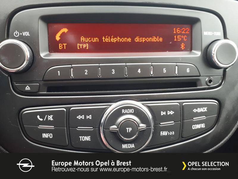 Photo 18 de l'offre de OPEL Corsa 1.0 ECOTEC Turbo 90ch Enjoy Start/Stop 5p à 10990€ chez Europe Motors - Opel Brest