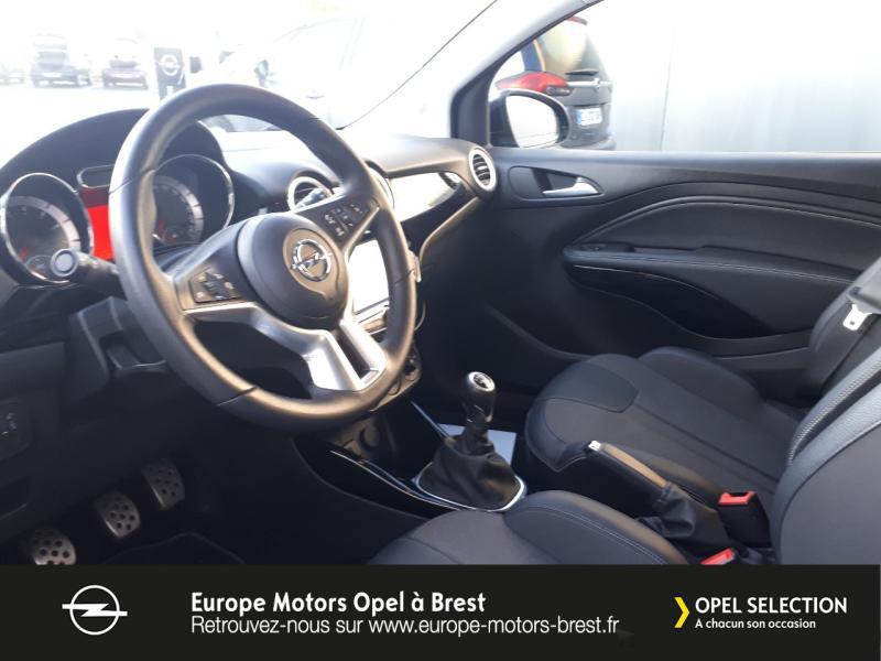 Photo 8 de l'offre de OPEL Adam 1.4 Twinport 87ch Black Edition Start/Stop à 12490€ chez Europe Motors - Opel Brest