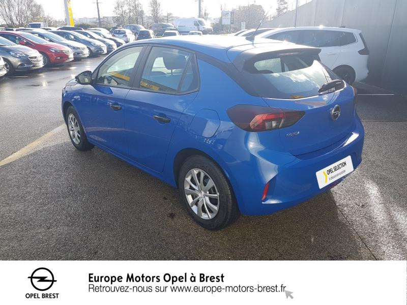 Photo 7 de l'offre de OPEL Corsa 1.2 75ch à 12490€ chez Europe Motors - Opel Brest