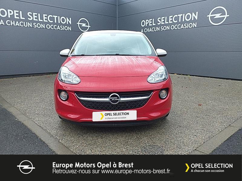 Photo 2 de l'offre de OPEL Adam 1.4 Twinport 87ch White Edition Start/Stop à 12490€ chez Europe Motors - Opel Brest