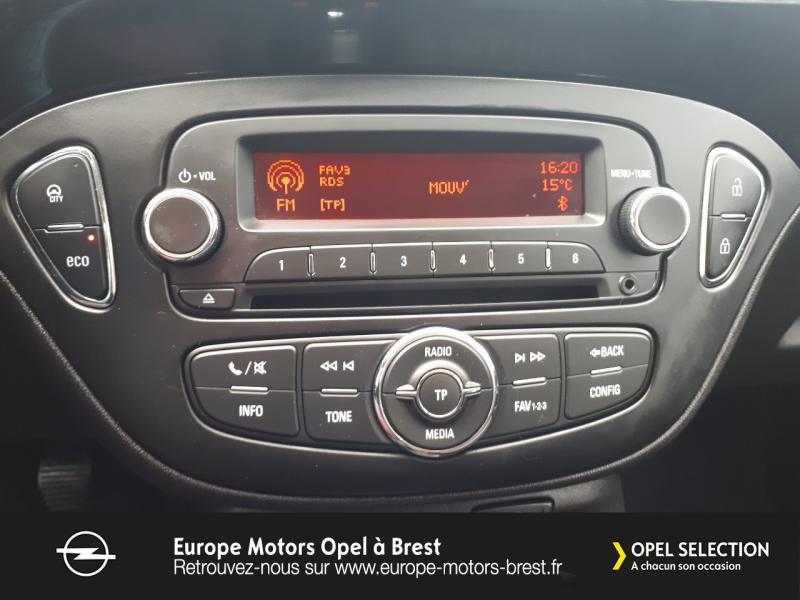 Photo 15 de l'offre de OPEL Corsa 1.0 ECOTEC Turbo 90ch Enjoy Start/Stop 5p à 10990€ chez Europe Motors - Opel Brest