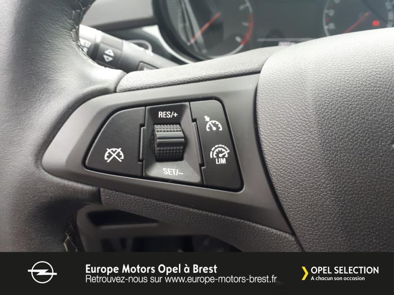 Photo 12 de l'offre de OPEL Corsa 1.0 ECOTEC Turbo 90ch Enjoy Start/Stop 5p à 10990€ chez Europe Motors - Opel Brest