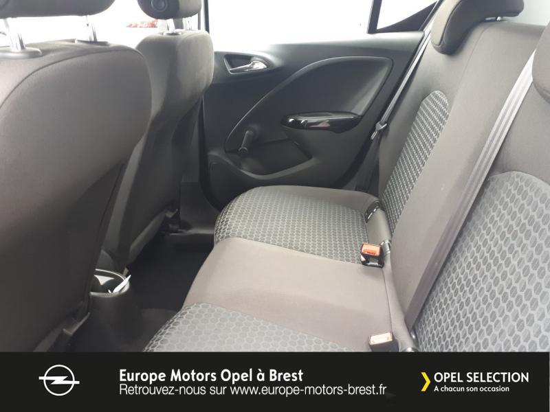 Photo 10 de l'offre de OPEL Corsa 1.0 ECOTEC Turbo 90ch Enjoy Start/Stop 5p à 10990€ chez Europe Motors - Opel Brest