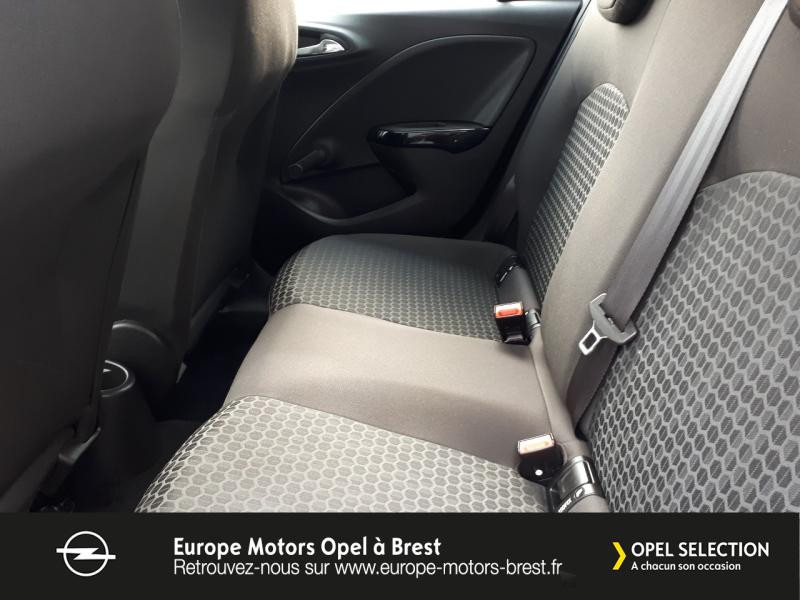 Photo 10 de l'offre de OPEL Corsa 1.0 ECOTEC Turbo 90ch Enjoy Start/Stop 5p à 10990€ chez Europe Motors - Opel Brest