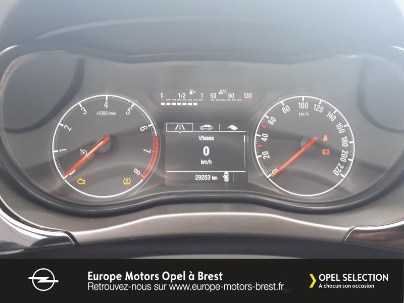 Photo 13 de l'offre de OPEL Corsa 1.0 ECOTEC Turbo 90ch Enjoy Start/Stop 5p à 10990€ chez Europe Motors - Opel Brest