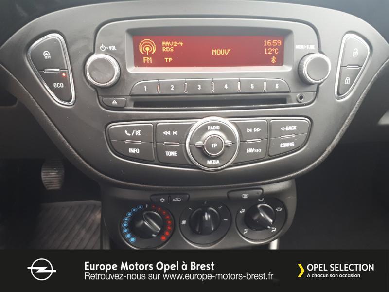 Photo 14 de l'offre de OPEL Corsa 1.0 ECOTEC Turbo 90ch Enjoy Start/Stop 5p à 10990€ chez Europe Motors - Opel Brest
