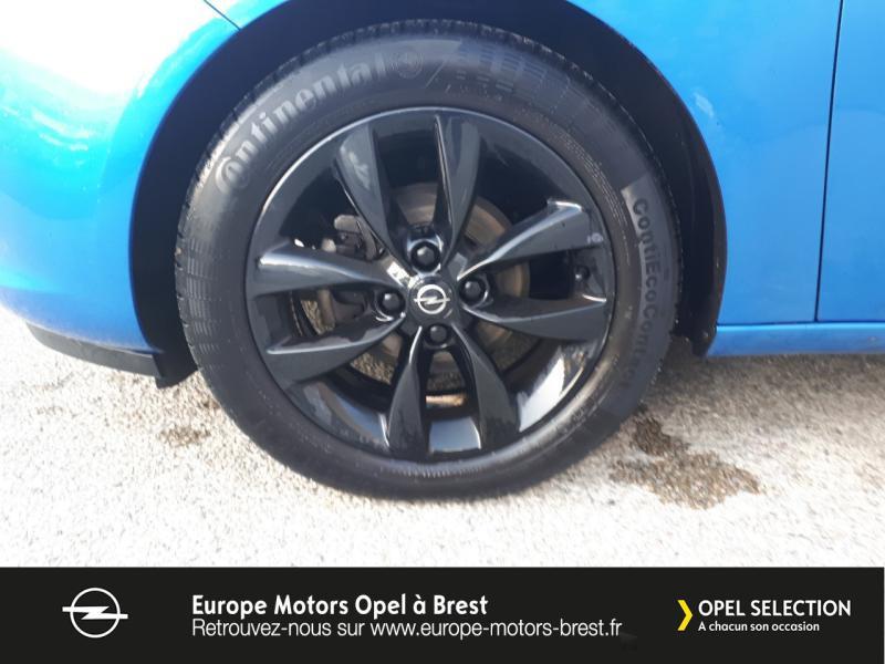 Photo 11 de l'offre de OPEL Adam 1.4 Twinport 87ch Black Edition Start/Stop à 12490€ chez Europe Motors - Opel Brest