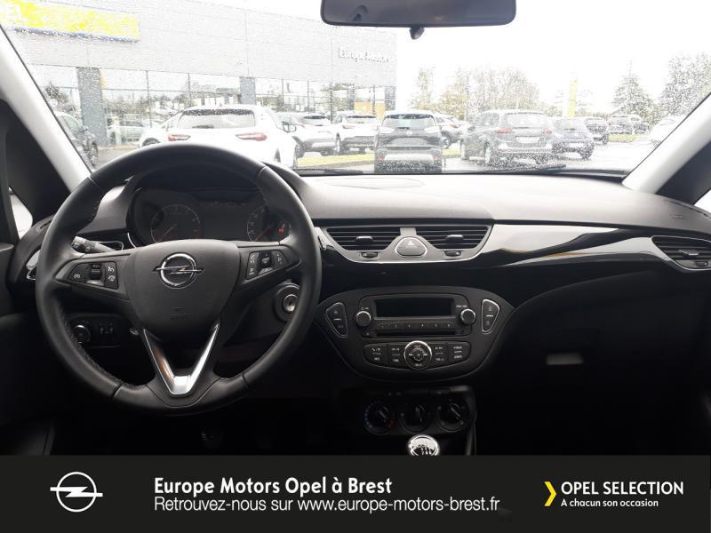 Photo 8 de l'offre de OPEL Corsa 1.0 ECOTEC Turbo 90ch Enjoy Start/Stop 5p à 10990€ chez Europe Motors - Opel Brest