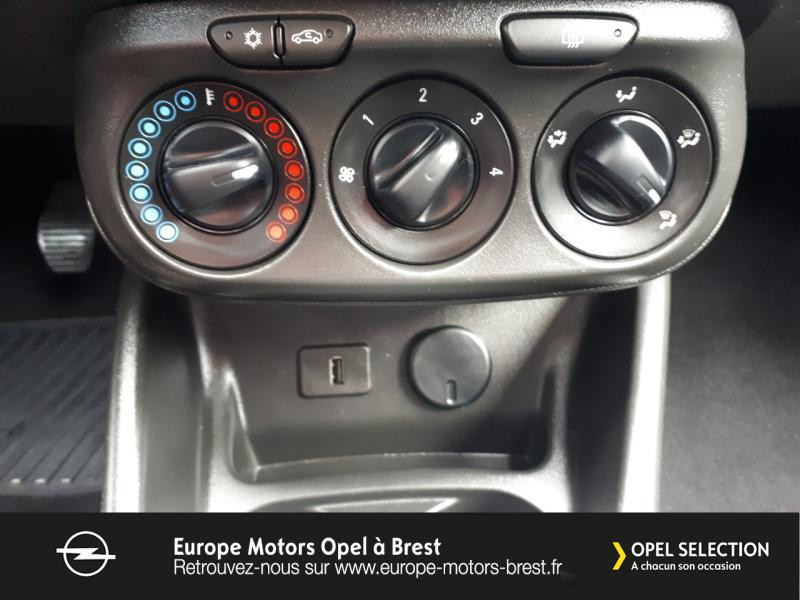 Photo 16 de l'offre de OPEL Corsa 1.0 ECOTEC Turbo 90ch Enjoy Start/Stop 5p à 10990€ chez Europe Motors - Opel Brest