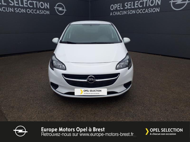 Photo 2 de l'offre de OPEL Corsa 1.0 ECOTEC Turbo 90ch Enjoy Start/Stop 5p à 10990€ chez Europe Motors - Opel Brest