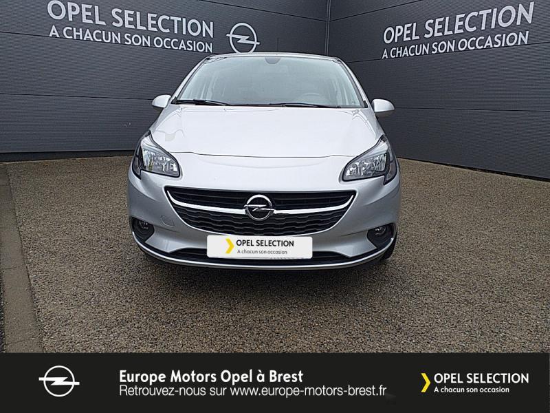 Photo 2 de l'offre de OPEL Corsa 1.4 Turbo 100ch Excite Start/Stop 5p à 11490€ chez Europe Motors - Opel Brest