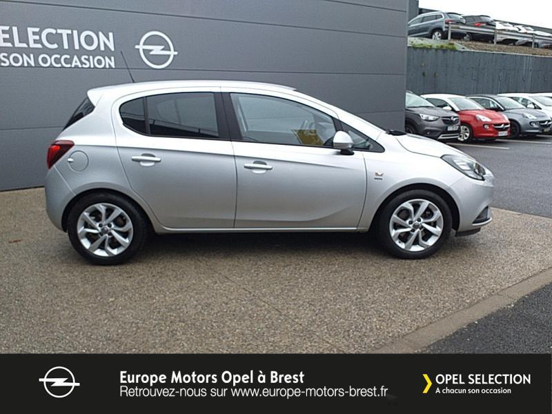 Photo 4 de l'offre de OPEL Corsa 1.4 Turbo 100ch Excite Start/Stop 5p à 11490€ chez Europe Motors - Opel Brest