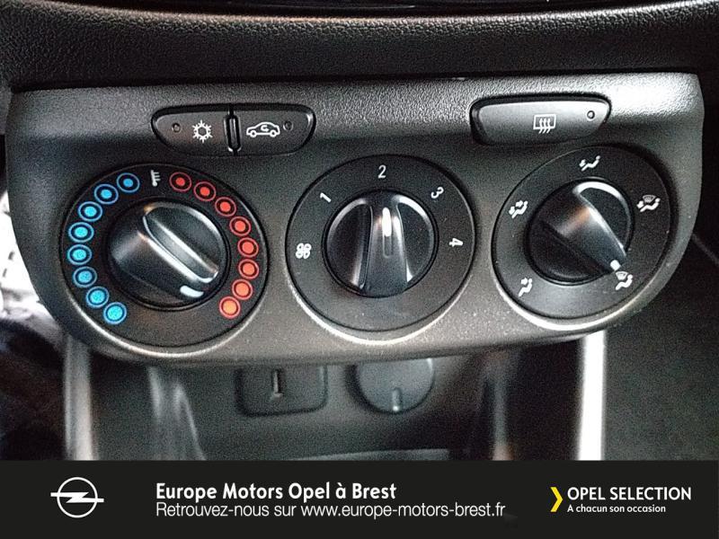 Photo 19 de l'offre de OPEL Corsa 1.4 Turbo 100ch Excite Start/Stop 5p à 11490€ chez Europe Motors - Opel Brest