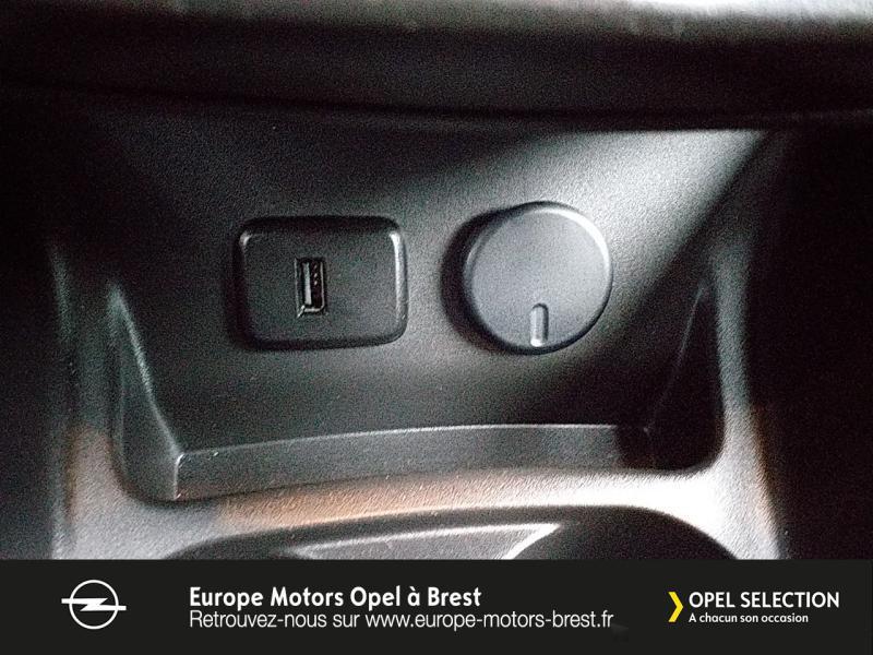 Photo 20 de l'offre de OPEL Corsa 1.4 Turbo 100ch Excite Start/Stop 5p à 11490€ chez Europe Motors - Opel Brest