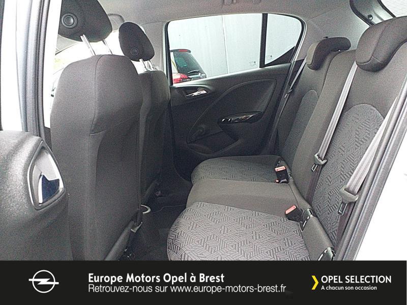 Photo 10 de l'offre de OPEL Corsa 1.4 Turbo 100ch Excite Start/Stop 5p à 11490€ chez Europe Motors - Opel Brest
