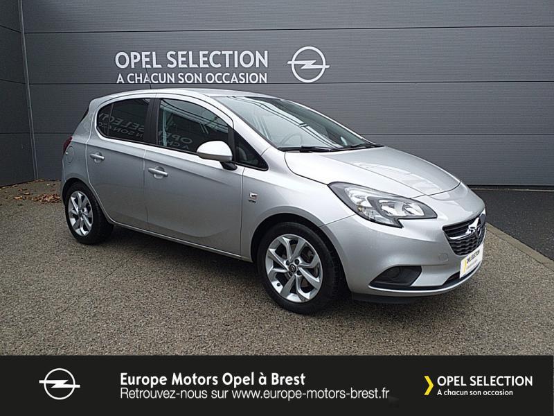 Photo 3 de l'offre de OPEL Corsa 1.4 Turbo 100ch Excite Start/Stop 5p à 11490€ chez Europe Motors - Opel Brest