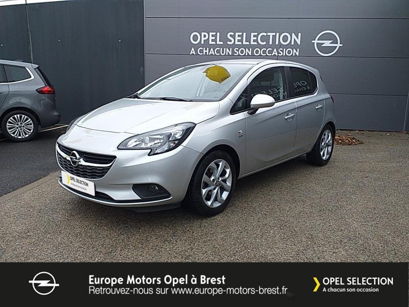 Photo 1 de l'offre de OPEL Corsa 1.4 Turbo 100ch Excite Start/Stop 5p à 11490€ chez Europe Motors - Opel Brest
