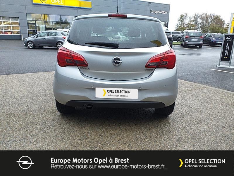 Photo 5 de l'offre de OPEL Corsa 1.4 Turbo 100ch Excite Start/Stop 5p à 11490€ chez Europe Motors - Opel Brest