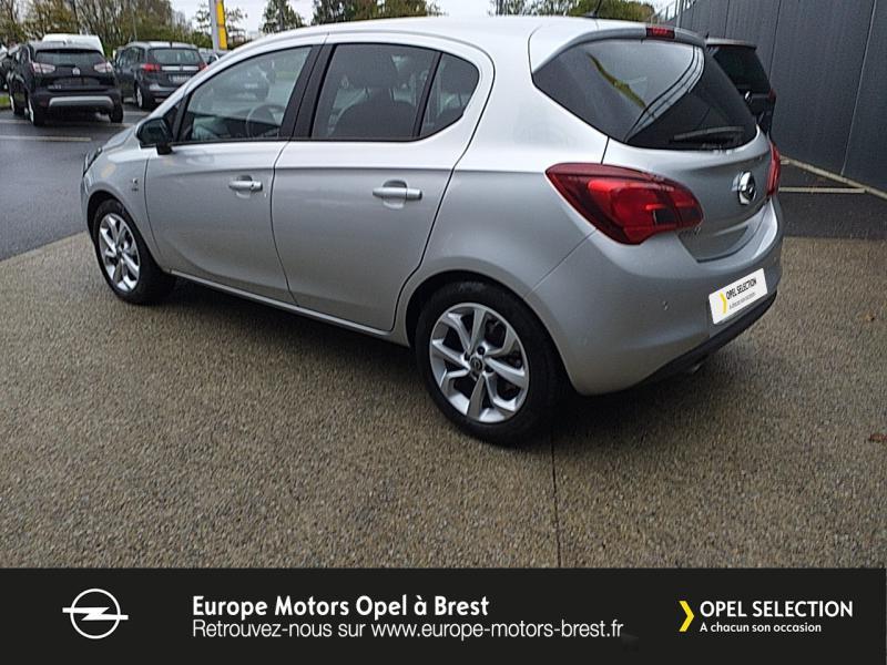 Photo 7 de l'offre de OPEL Corsa 1.4 Turbo 100ch Excite Start/Stop 5p à 11490€ chez Europe Motors - Opel Brest