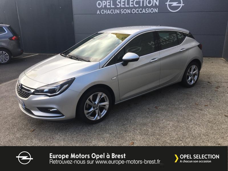 Photo 1 de l'offre de OPEL Astra 1.6 CDTI 136ch Start&Stop Dynamic à 15990€ chez Europe Motors - Opel Brest