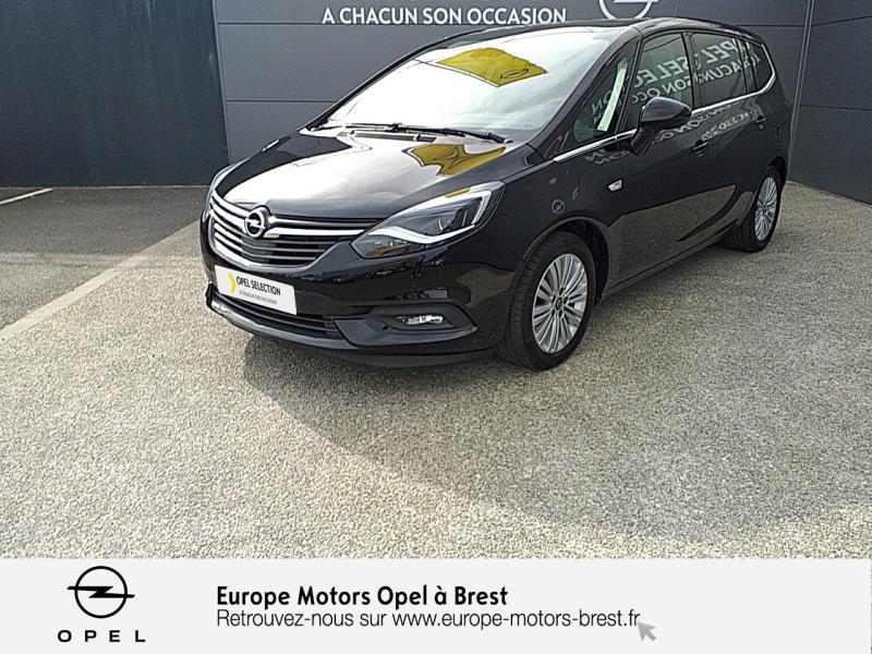 Opel Zafira 1.6 D 134ch Elite Euro6d-T Diesel Noir Profond Occasion à vendre