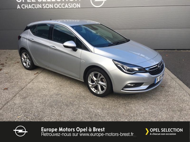 Photo 3 de l'offre de OPEL Astra 1.6 CDTI 136ch Start&Stop Dynamic à 15990€ chez Europe Motors - Opel Brest