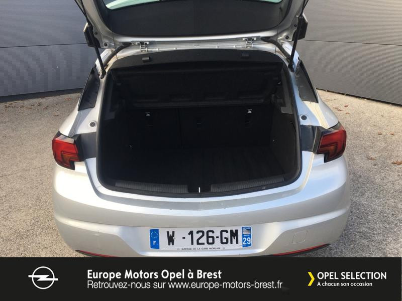 Photo 6 de l'offre de OPEL Astra 1.6 CDTI 136ch Start&Stop Dynamic à 15990€ chez Europe Motors - Opel Brest