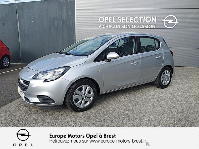 Opel Corsa 1.4 90ch Edition Start/Stop 5p Essence Gris Minéral Occasion à vendre