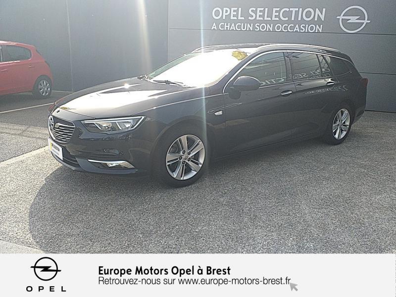 Opel Insignia Sp Tourer 1.6 D 136ch Innovation Diesel Bleu Lune Marine Occasion à vendre