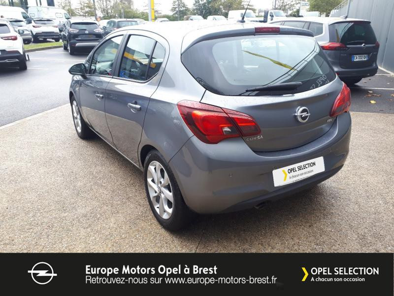 Photo 7 de l'offre de OPEL Corsa 1.0 ECOTEC Turbo 90ch Design 120 ans Start/Stop 5p à 11990€ chez Europe Motors - Opel Brest