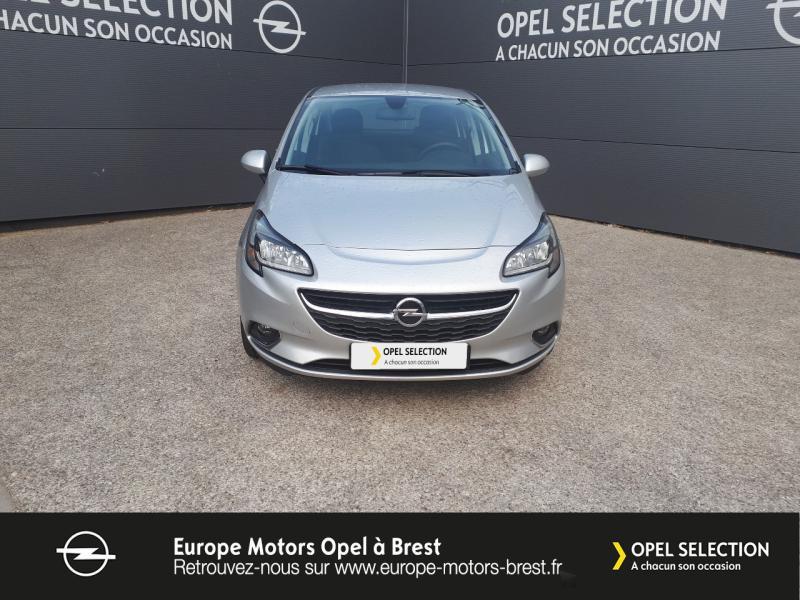 Photo 2 de l'offre de OPEL Corsa 1.4 90ch Design 120 ans Start/Stop 5p à 11490€ chez Europe Motors - Opel Brest