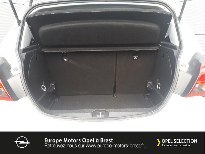 Photo 6 de l'offre de OPEL Corsa 1.4 90ch Design 120 ans Start/Stop 5p à 11490€ chez Europe Motors - Opel Brest