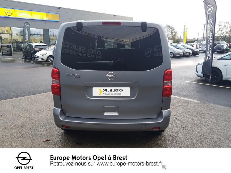Photo 5 de l'offre de OPEL Zafira Life L2 1.5 D 120ch Business à 34990€ chez Europe Motors - Opel Brest