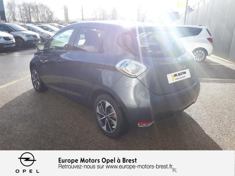 Photo 7 de l'offre de RENAULT Zoe Intens charge normale R90 à 10990€ chez Europe Motors - Opel Brest