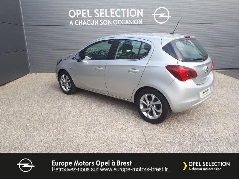 Photo 7 de l'offre de OPEL Corsa 1.4 90ch Design 120 ans Start/Stop 5p à 11490€ chez Europe Motors - Opel Brest