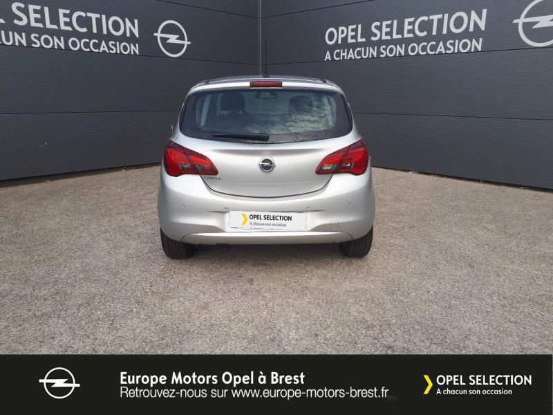 Photo 5 de l'offre de OPEL Corsa 1.4 90ch Design 120 ans Start/Stop 5p à 11490€ chez Europe Motors - Opel Brest