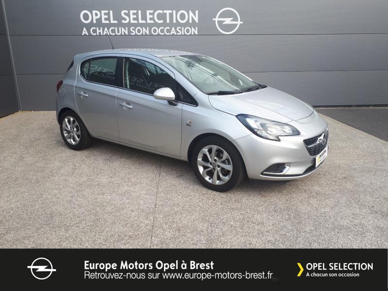 Photo 3 de l'offre de OPEL Corsa 1.4 90ch Design 120 ans Start/Stop 5p à 11490€ chez Europe Motors - Opel Brest