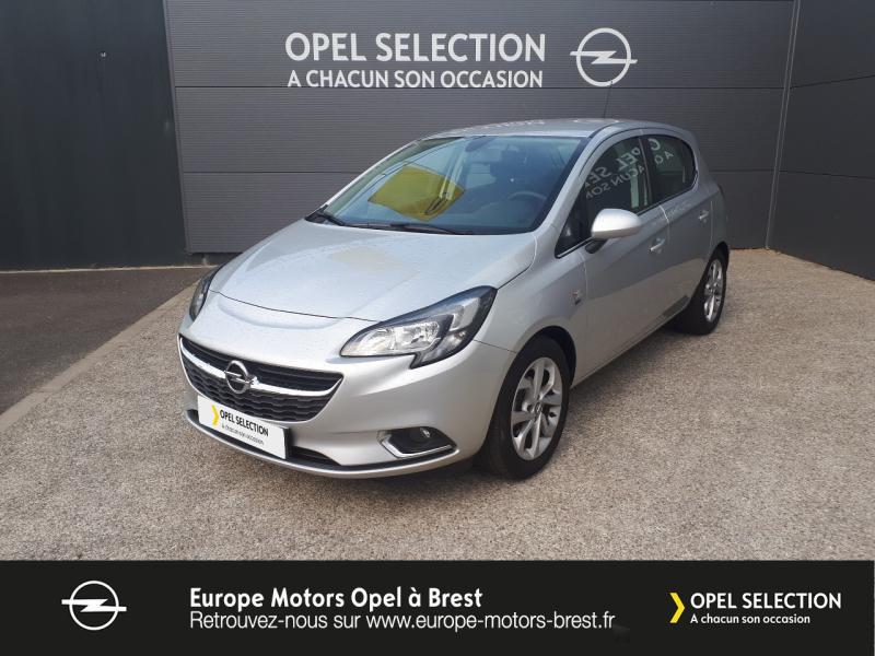 Photo 1 de l'offre de OPEL Corsa 1.4 90ch Design 120 ans Start/Stop 5p à 11490€ chez Europe Motors - Opel Brest