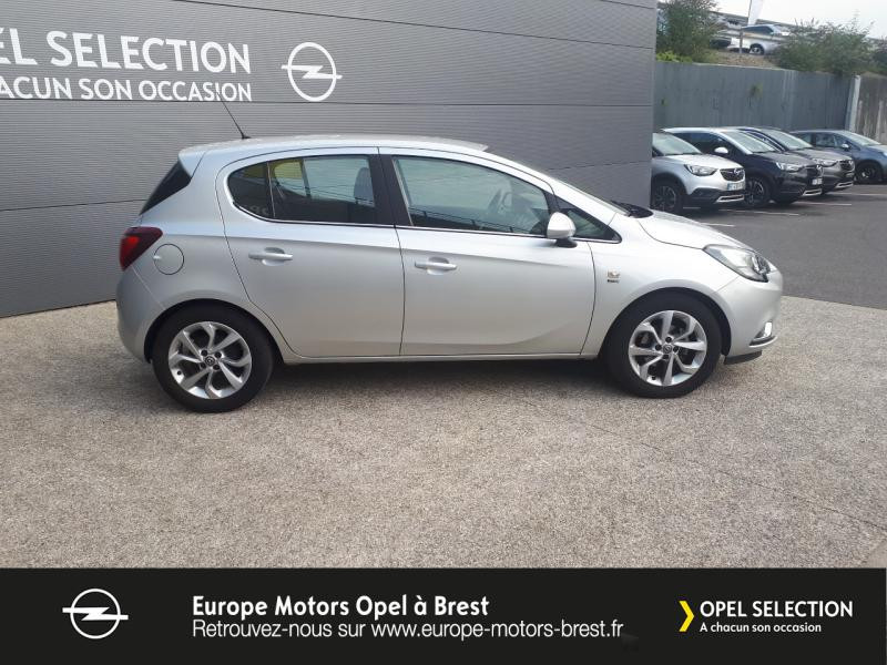 Photo 4 de l'offre de OPEL Corsa 1.4 90ch Design 120 ans Start/Stop 5p à 11490€ chez Europe Motors - Opel Brest