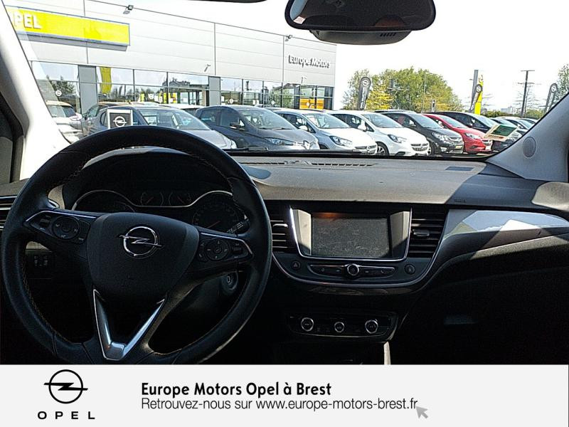 Photo 8 de l'offre de OPEL Crossland X 1.2 Turbo 110ch ECOTEC Innovation à 13990€ chez Europe Motors - Opel Brest