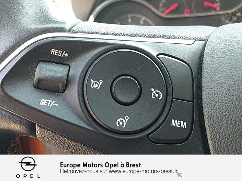 Photo 16 de l'offre de OPEL Crossland X 1.2 Turbo 110ch ECOTEC Innovation à 13990€ chez Europe Motors - Opel Brest