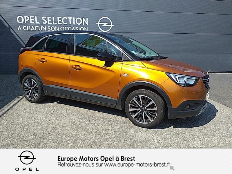 Photo 3 de l'offre de OPEL Crossland X 1.2 Turbo 110ch ECOTEC Innovation à 13990€ chez Europe Motors - Opel Brest