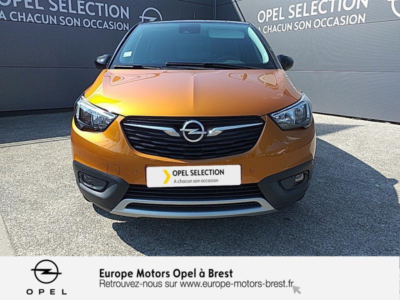 Photo 2 de l'offre de OPEL Crossland X 1.2 Turbo 110ch ECOTEC Innovation à 13990€ chez Europe Motors - Opel Brest