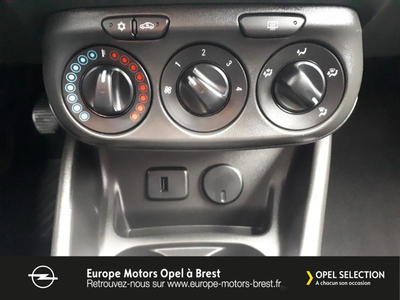 Photo 16 de l'offre de OPEL Corsa 1.0 ECOTEC Turbo 90ch Design 120 ans Start/Stop 5p à 11990€ chez Europe Motors - Opel Brest