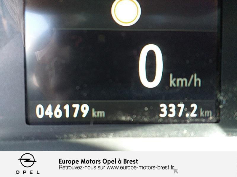 Photo 14 de l'offre de OPEL Crossland X 1.2 Turbo 110ch ECOTEC Innovation à 13990€ chez Europe Motors - Opel Brest