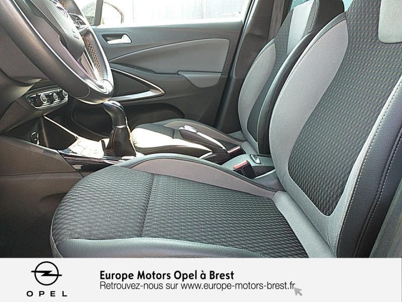 Photo 9 de l'offre de OPEL Crossland X 1.2 Turbo 110ch ECOTEC Innovation à 13990€ chez Europe Motors - Opel Brest