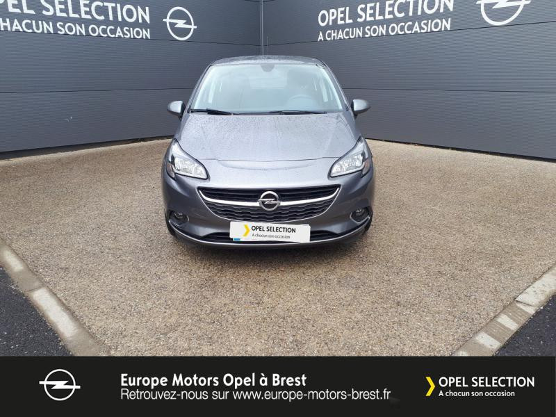 Photo 2 de l'offre de OPEL Corsa 1.0 ECOTEC Turbo 90ch Design 120 ans Start/Stop 5p à 11990€ chez Europe Motors - Opel Brest